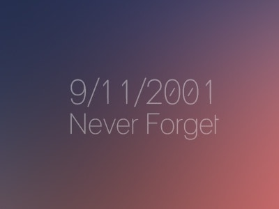 Remembering 9-11: Shopping is Not the Answer